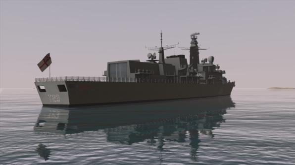 Lotniskowiec Marynarki Wojennej