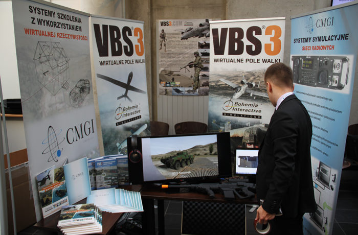 Stoisko VBS3