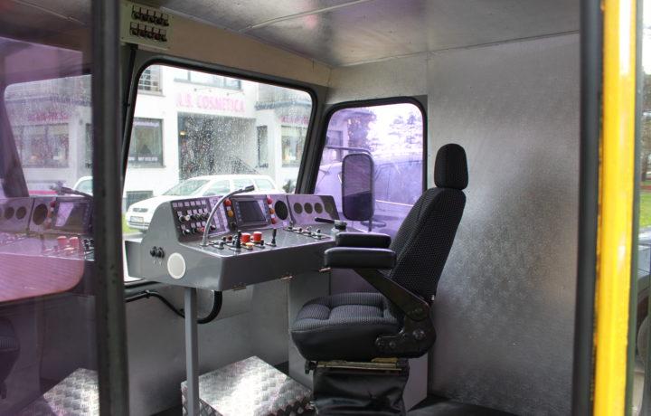 symulator lokomotywa